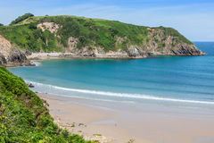 Strand von Pechon Lizenzfreie Stockfotos