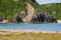 Strand von Pechon Lizenzfreies Stockfoto