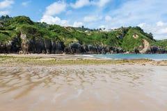 Strand von Pechon Lizenzfreie Stockbilder