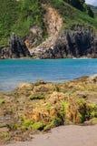 Strand von Pechon Stockbild