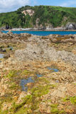 Strand von Pechon Lizenzfreie Stockfotografie