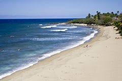 Strand von Puerto Rico Stockbilder
