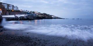 Strand von Teneriffa-Insel Lizenzfreies Stockbild