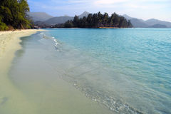 Strand von Thailand Lizenzfreies Stockbild