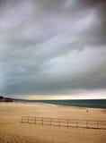 Strand-Wolke Scape stockfotografie