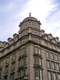 Stranda byggnad (London) Royaltyfri Bild