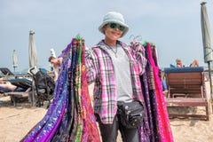 Strandaffär Royaltyfria Bilder