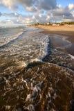 Strandaktivitäten Lizenzfreies Stockfoto
