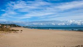 Strandansichten Stockfotos