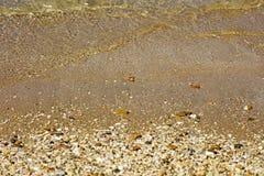 Strandbakgrundskonst i h?gkvalitativa tryckprodukter Canon 5DS - 50,6 Megapixels arkivfoton