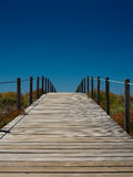 strandbana till Arkivfoto