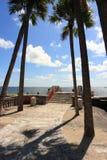 strandbana till Royaltyfri Foto