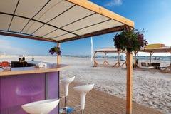 Strandbar Stock Afbeeldingen