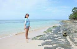 strandbarnkines Royaltyfria Bilder