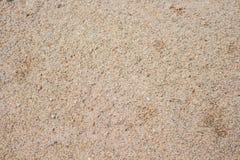 Strandbeschaffenheit für Hintergrund Stockbild