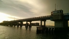 Strandbrug Stock Afbeeldingen