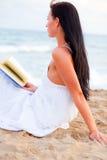 Strandbuch stockbild
