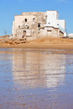 strandbyggnad Arkivfoto