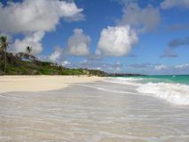 Stranded. Impressions from Crane Beach / Barbados Stock Photography