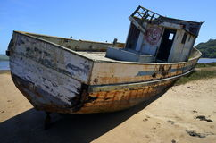 Stranded Boat Stock Photos
