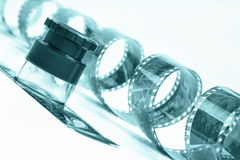 Stranded negative film Royalty Free Stock Photography