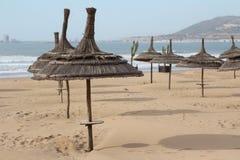 Stranden Arkivfoto