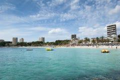 Stranden Royaltyfri Bild