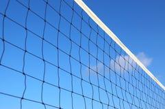 stranden förtjänar volleyboll arkivfoton