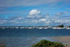 Stranden in Perth stock fotografie
