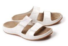 stranden shoes sommar Royaltyfria Foton