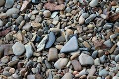 Stranden vaggar Arkivbilder