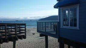 Stranden van Cali Royalty-vrije Stock Foto's