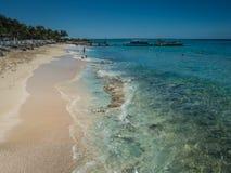 Stranden van Groot Turk Island stock foto