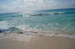 Stranden van Mexico stock fotografie