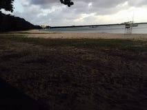 Stranden van St Thomas U S V I stock foto