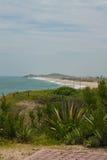 Stranden van Zuid-Amerika 1 stock fotografie