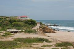 Stranden van Zuid-Amerika 2 Royalty-vrije Stock Foto's