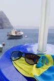 Strandexponeringsglas Royaltyfri Bild
