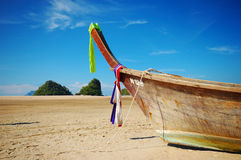 strandfartyg Royaltyfria Bilder