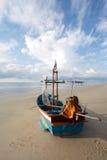 strandfartyg Royaltyfri Fotografi