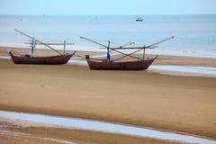 strandfartygfiske Fotografering för Bildbyråer