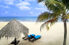 Strandfeiertag Lizenzfreie Stockfotografie