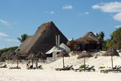 Strandfeiertag Stockbild