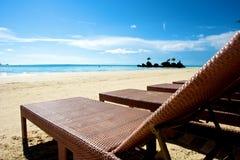 Strandferien in Boracay Lizenzfreie Stockfotografie