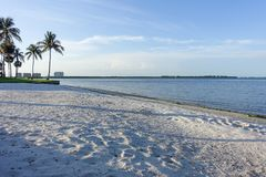 Strandfort Myers Florida Royaltyfria Bilder
