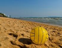 strandfotboll Arkivbild
