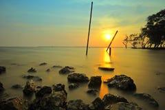 Strandfotboll Koh Nang Yuan, Thailand Royaltyfri Bild