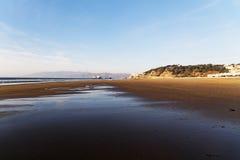 strandfrancisco hav san Arkivbilder