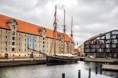Free Strandgade, Copenhagen, Denmark Royalty Free Stock Image - 90263476