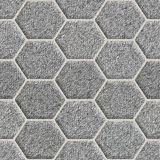 Strandgata (sömlös textur) Arkivfoto